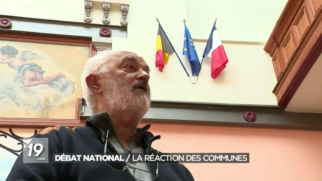 France : comment les communes organisent-elles le débat national lancé par Emmanuel Macron ?