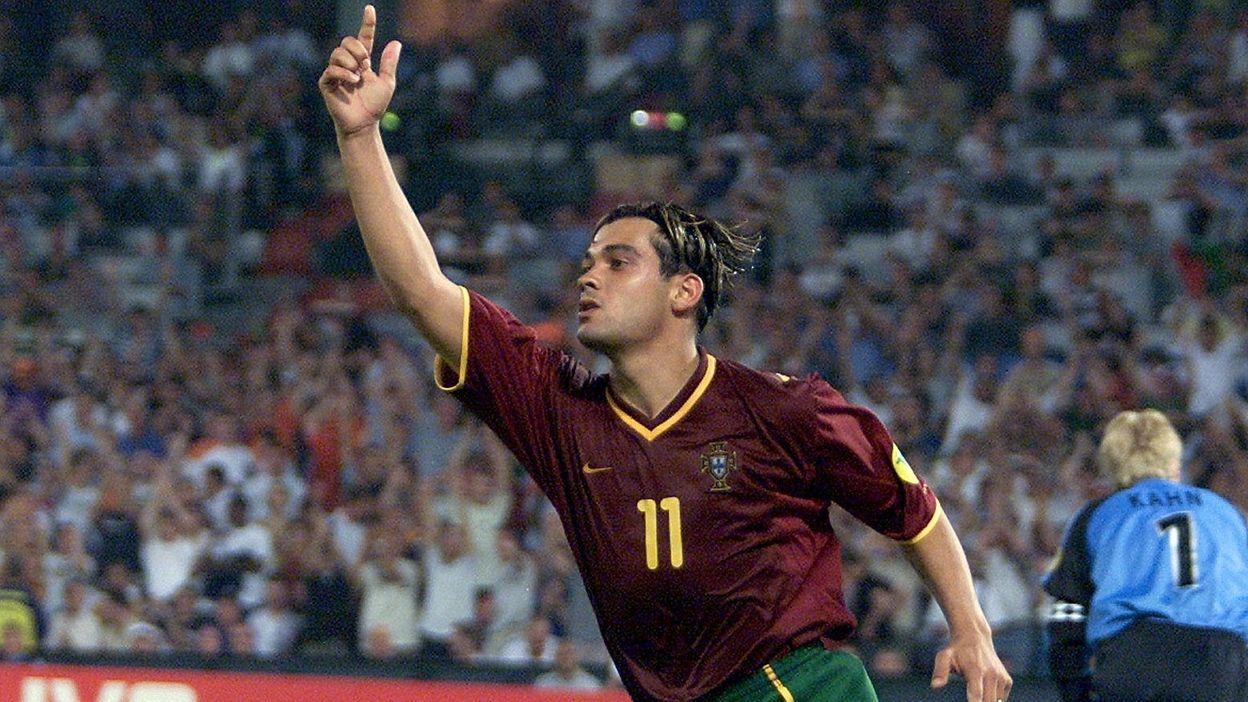 20 juin 2000 : Portugal - Allemagne (3-0)