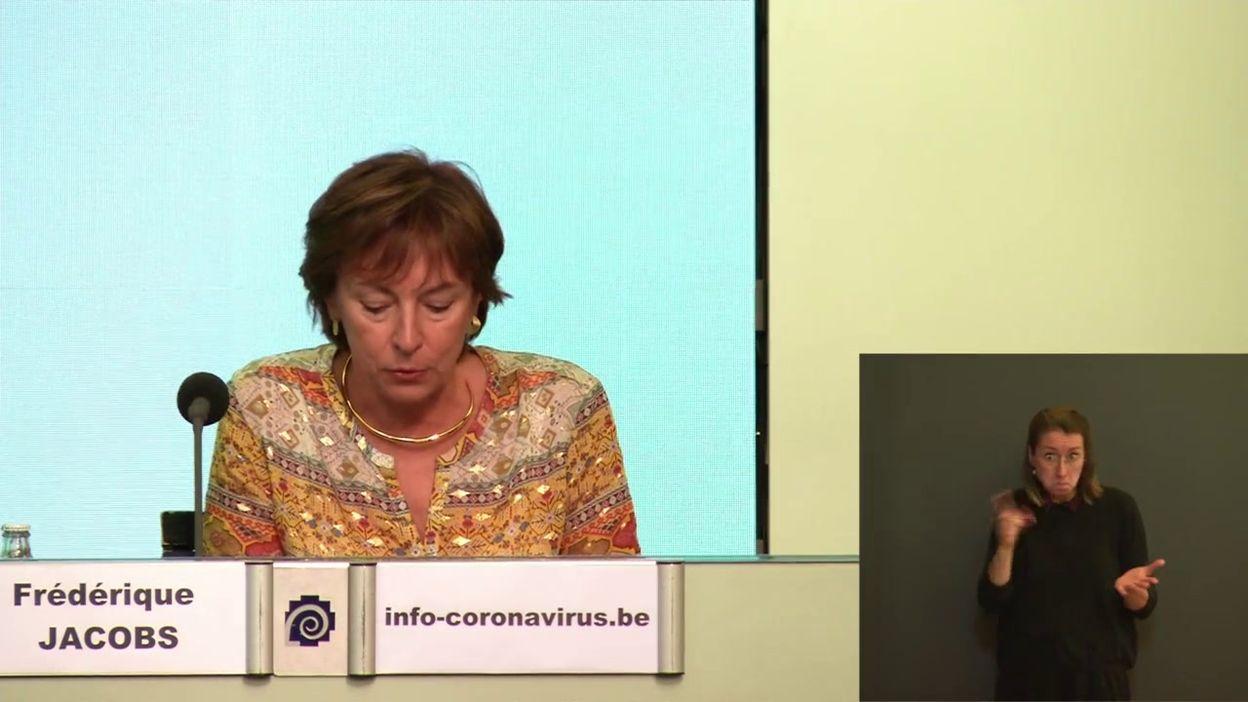 Coronavirus en Belgique: positionnement par rapport à la rentrée des classes en septembre