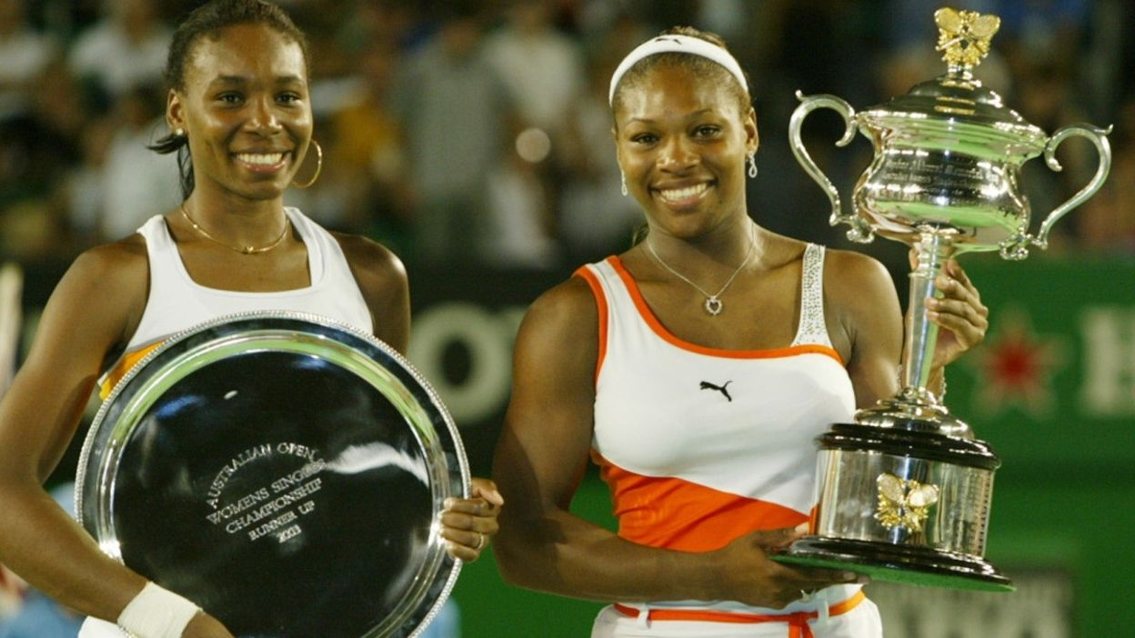 Finale 2003 : Serena Williams - Venus Williams