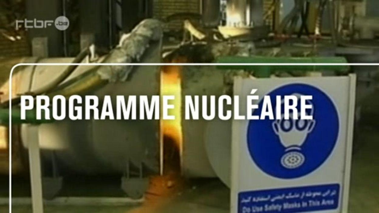 Accord sur le nucléaire iranien