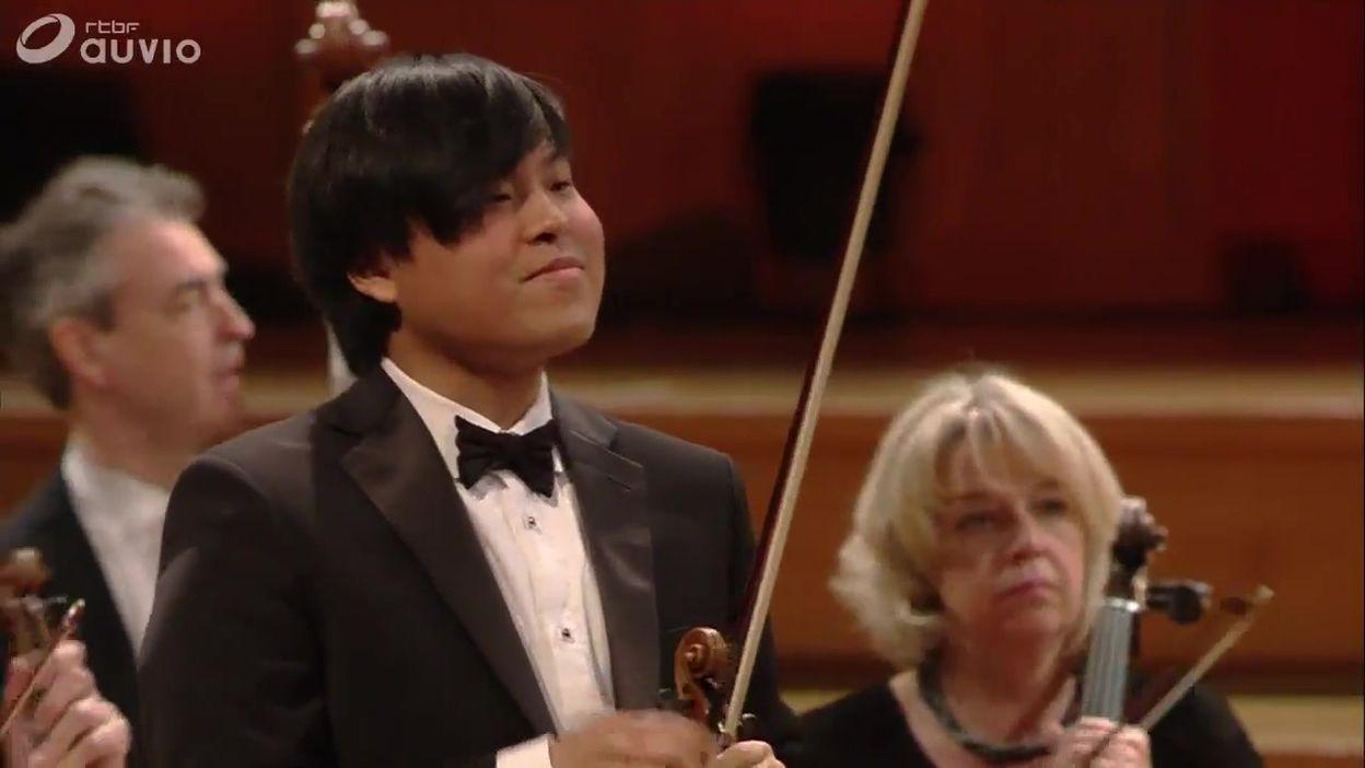 Queen Elisabeth – Luke Hsu - Mozart, Concerto n. 4
