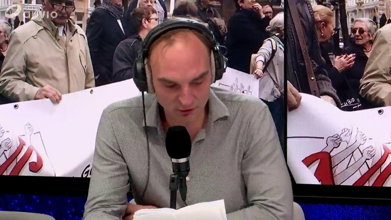C'est Presque Sérieux: Edgar Szoc - L'avenir des pensions selon la FEB