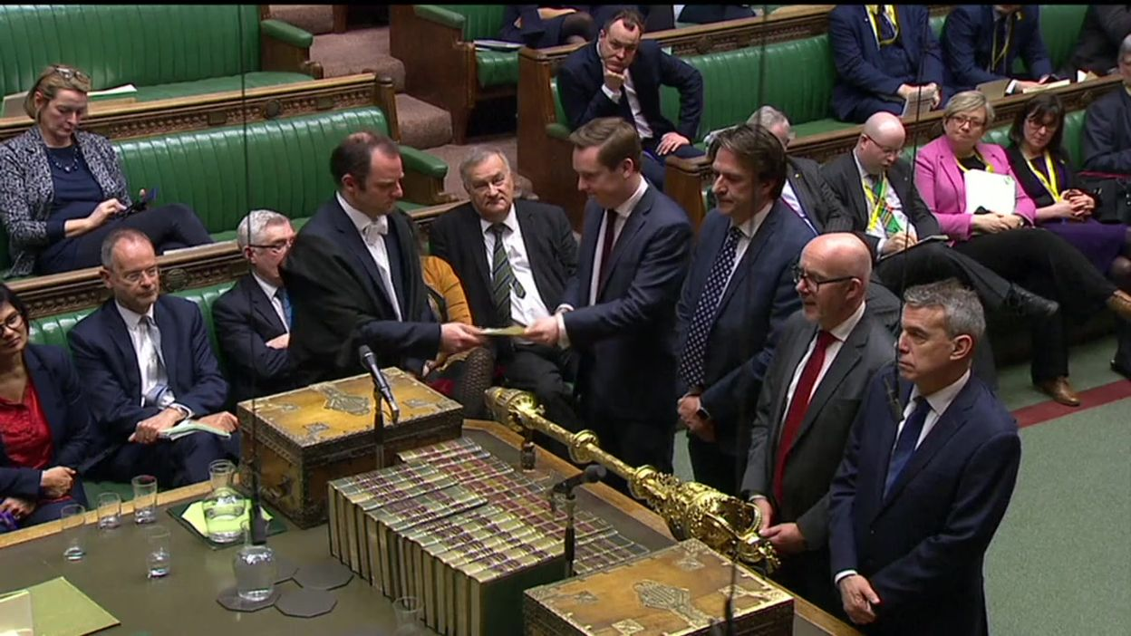 Royaume-Uni: feu vert du parlement britannique pour le Brexit, ce 09 janvier