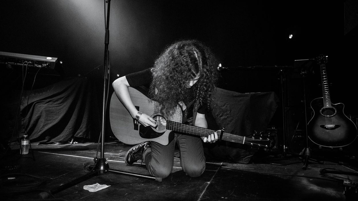 Un premier single en français pour Léa Pochet de Munot :
