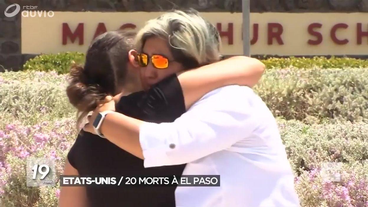 Etats-Unis : 20 morts à El Paso