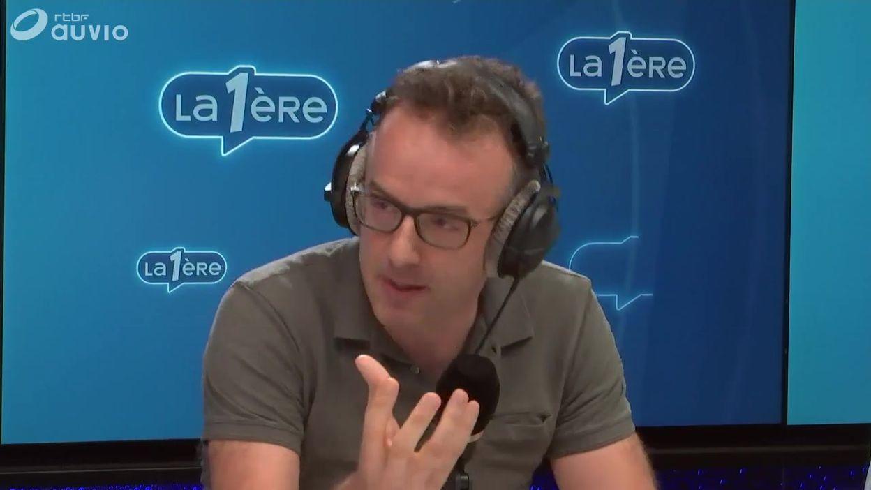 Gilles Dal - La crise gouvernementale