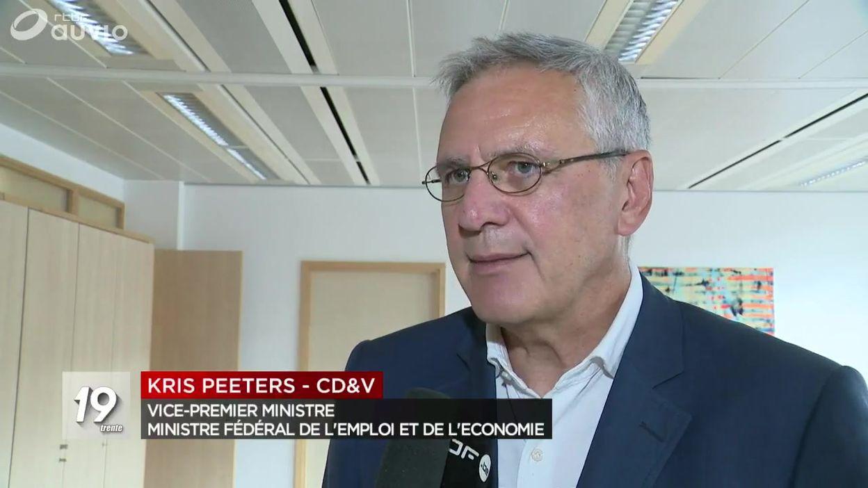 Kris Peeters : Ryanair doit respecter la législation belge