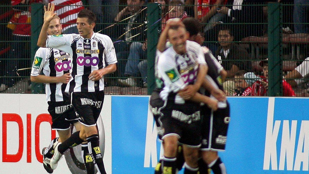 Standard - Charleroi : 04 août 2006 (1-2)