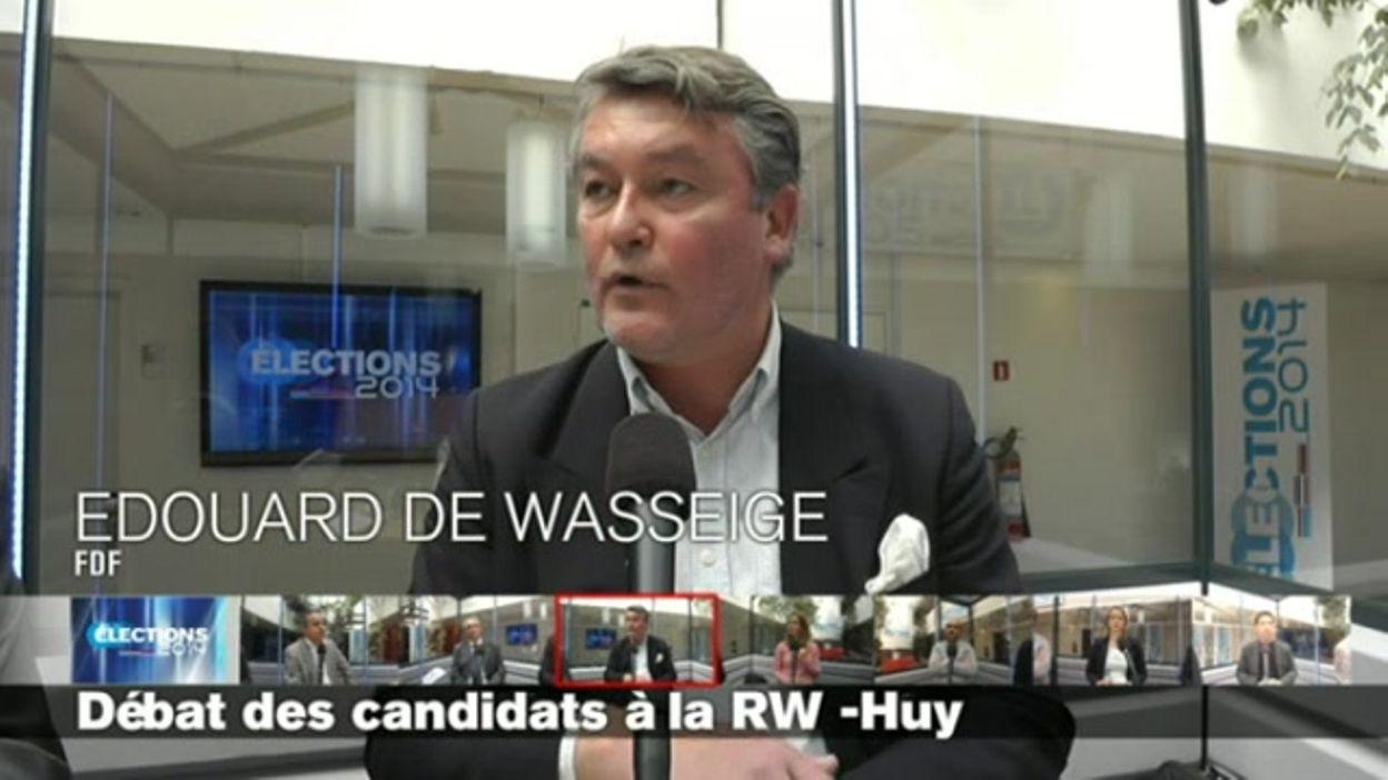 Débat régional - Circonscription de Huy-Waremme