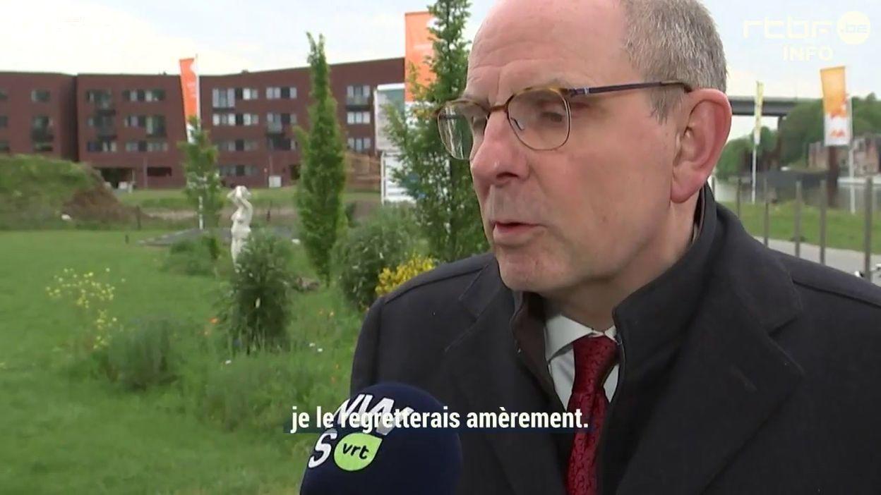 Geens interviewé par Ter Zake sur l'affaire Julie Van Espen