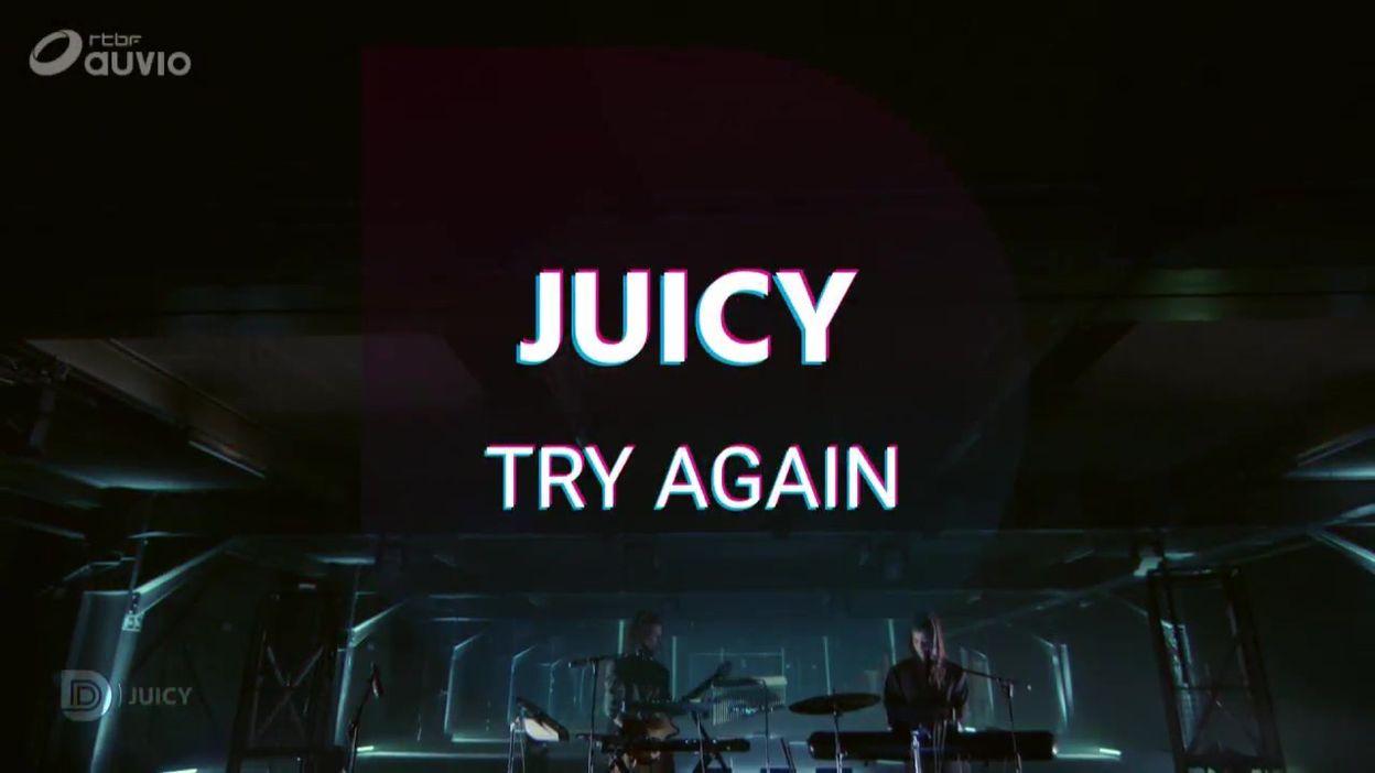 JUICY - Try Again (Aaliyah cover)