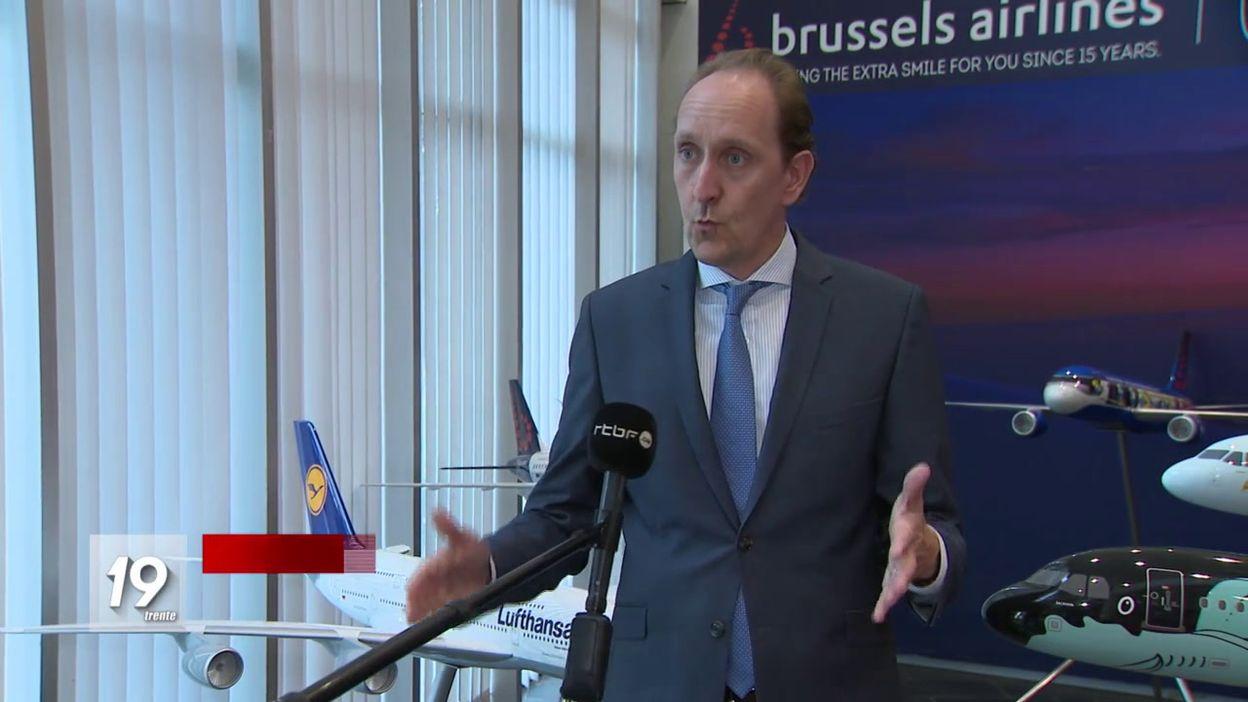 Brussels Airlines: suppression de 25% des effectifs
