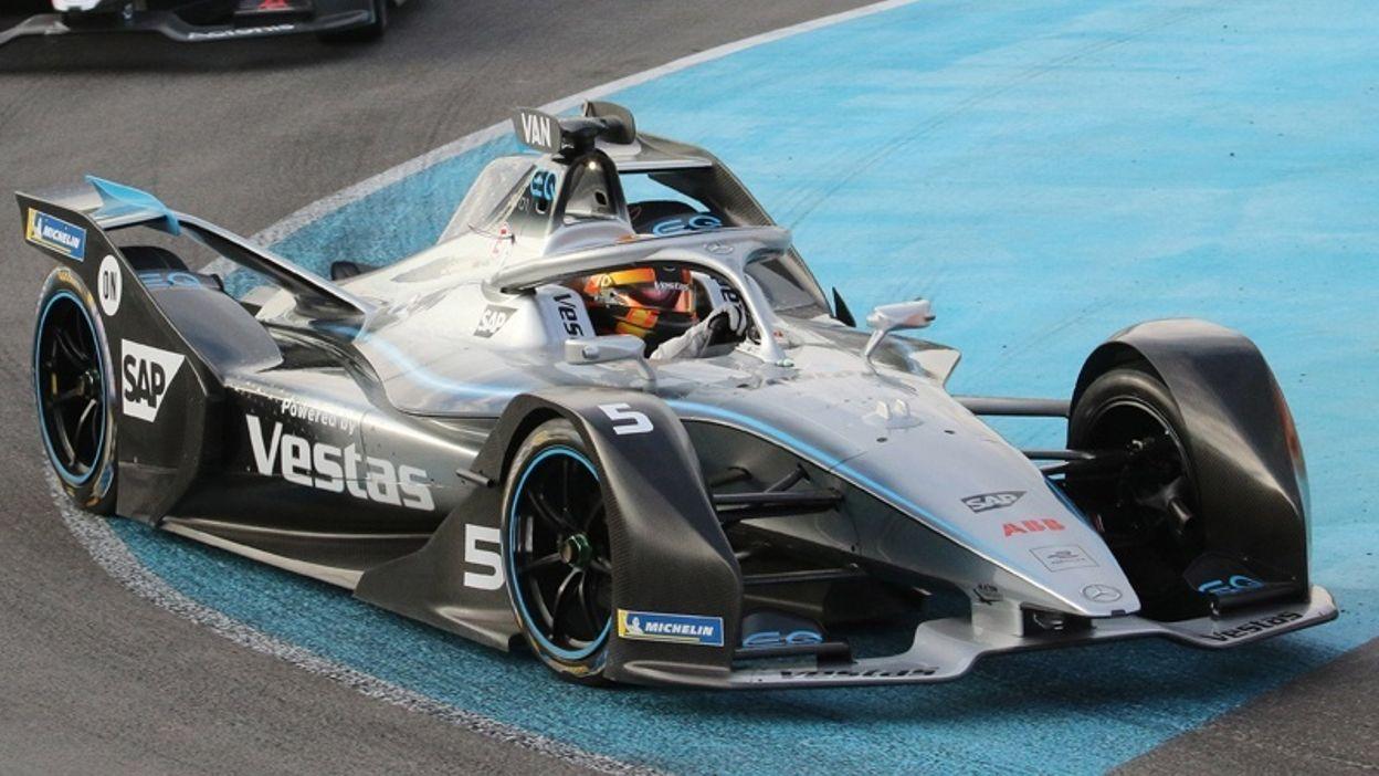Virtual Formula-E : Stoffel Vandoorne décroche sa première victoire !