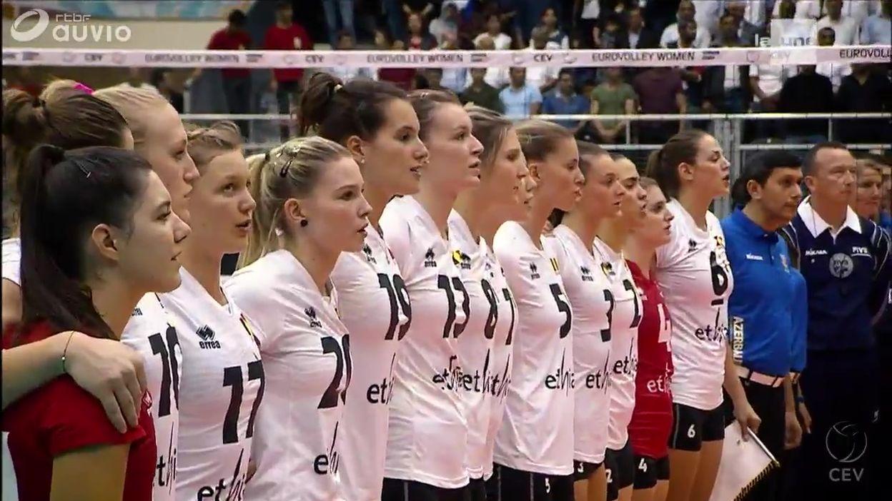 Battue par la Serbie, la Belgique est éliminée après une 3ème défaite de rang