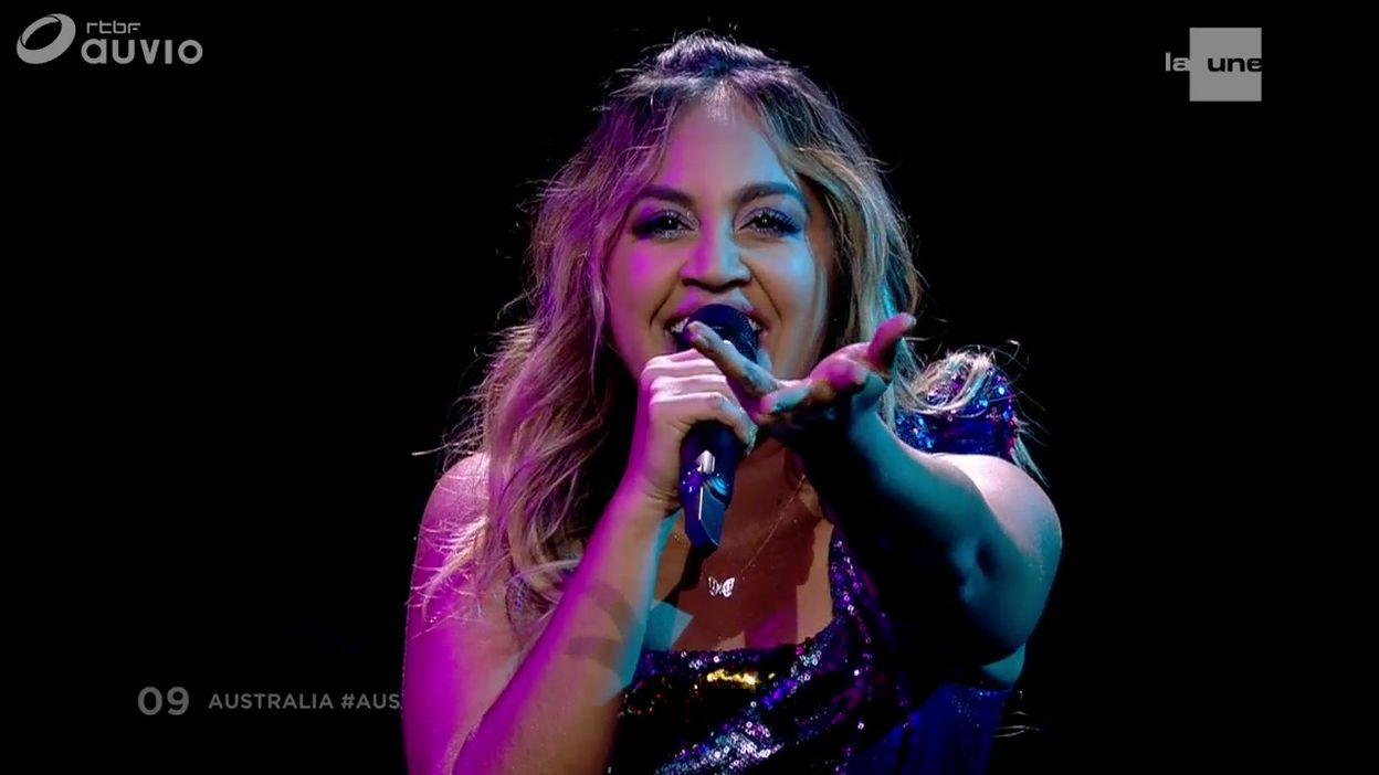 Australie / Jessica Mauboy - 'We Got Love'