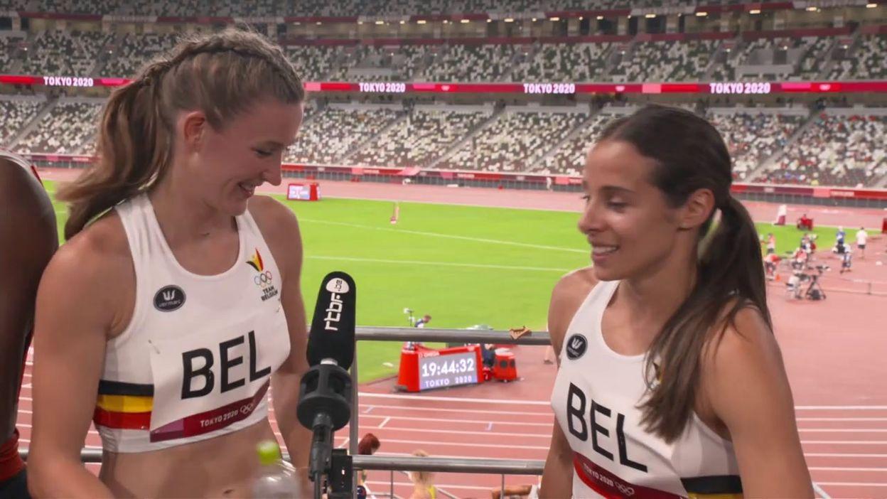 4x400m : Couckuyt et Laus après la qualification de Cheetahs pour la finale