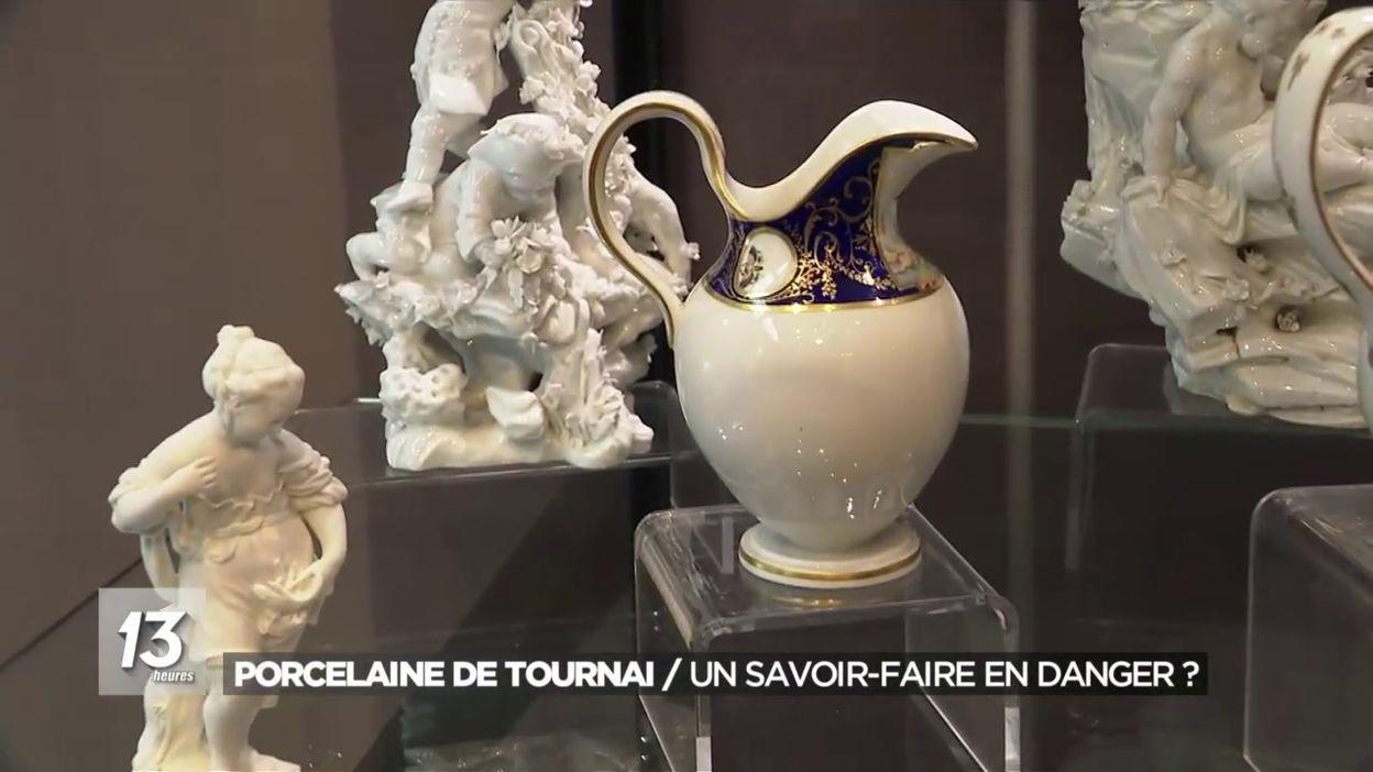 Porcelaine de Tournai : Un savoir-faire en danger?
