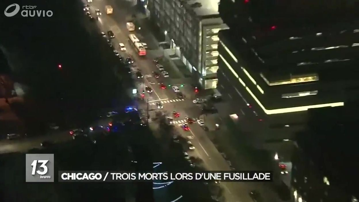 Fusillade à Chicago