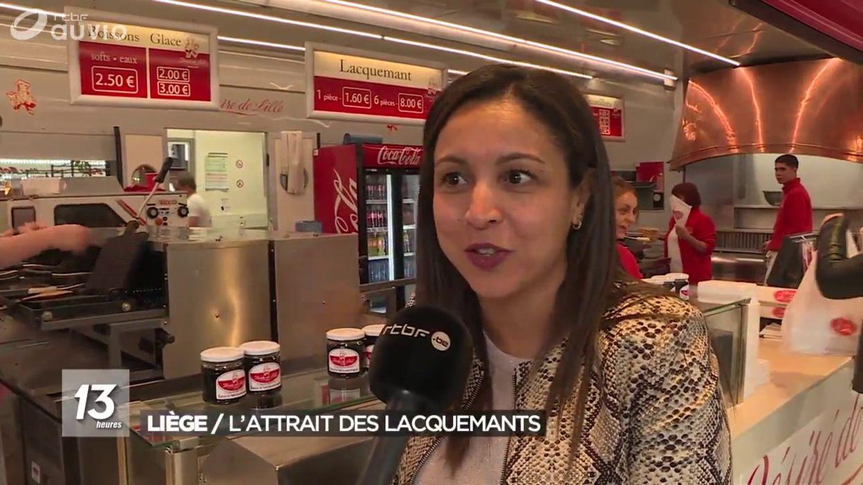 Lacqemans à Liège
