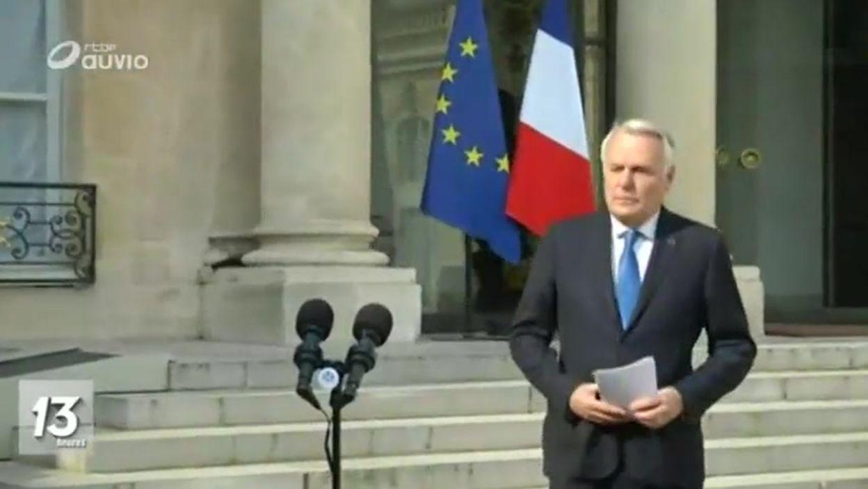 La France accuse le régime syrien d'être l'auteur de l'attaque chimique