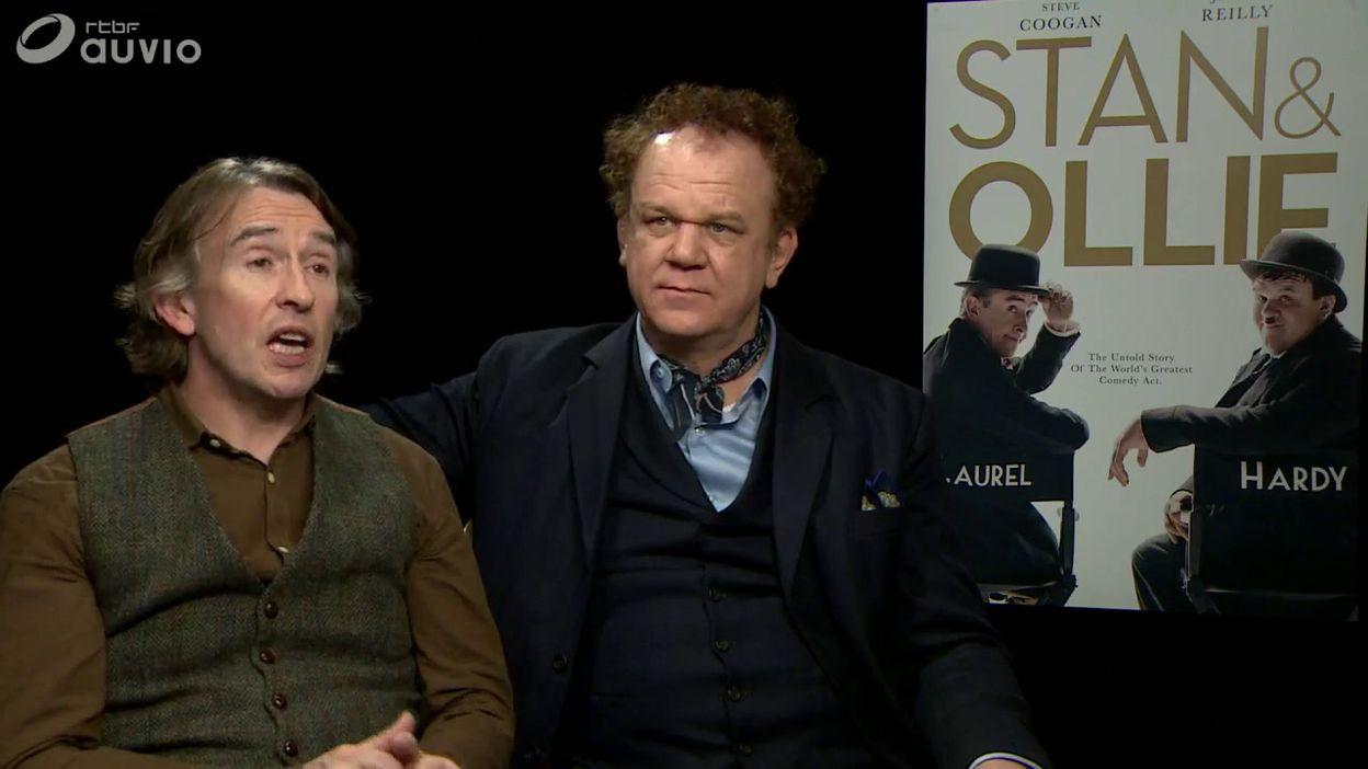 L'interview de Steve Coogan et John C. Reilly pour