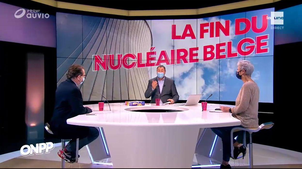 La fin du nucléaire belge ?
