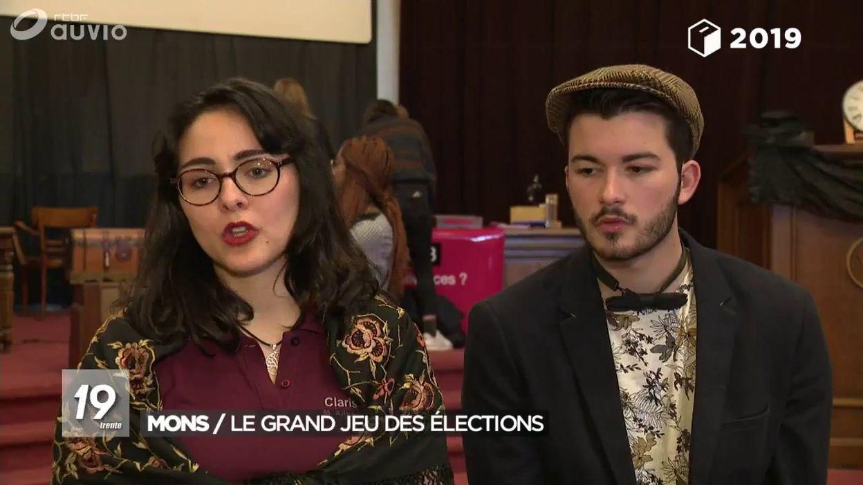 Mons - Le grand jeu des élections : Escape game politique