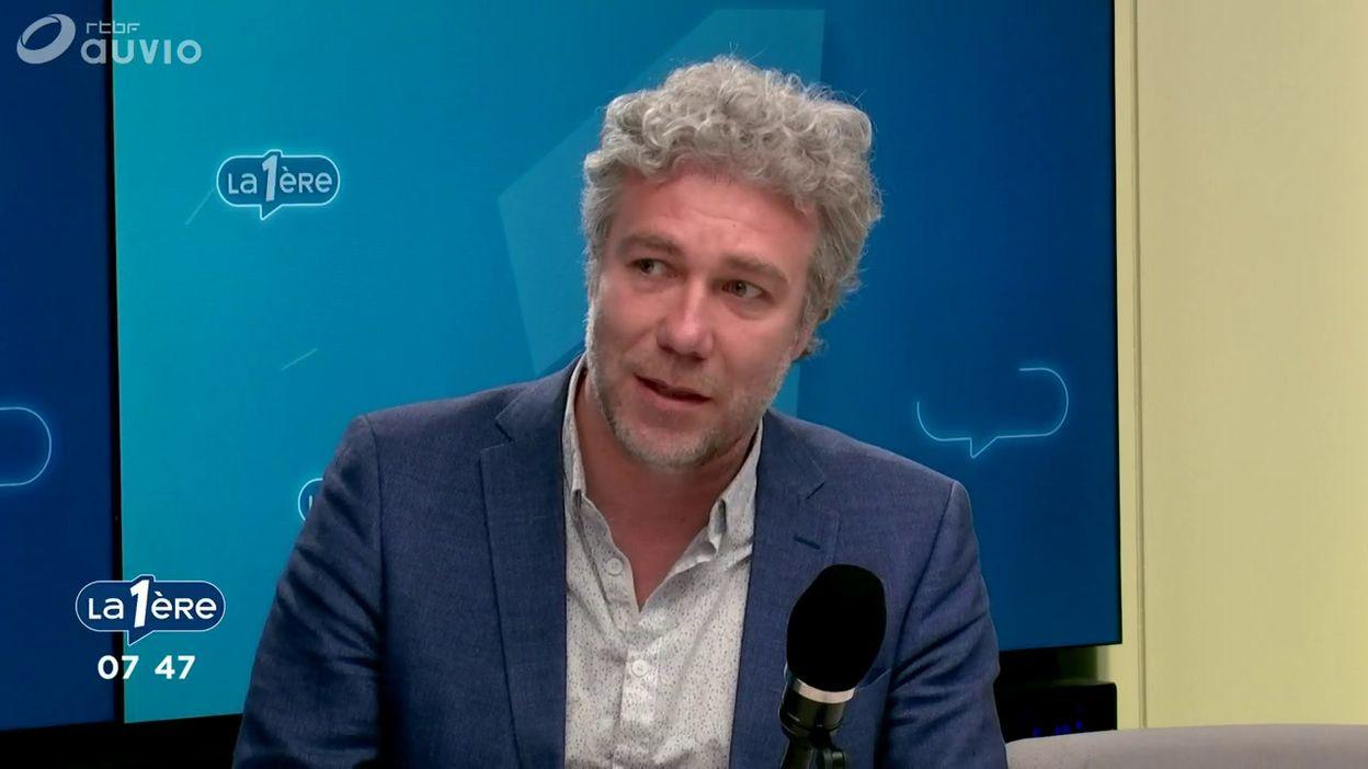 L'invité de Matin Première: Alain Maron