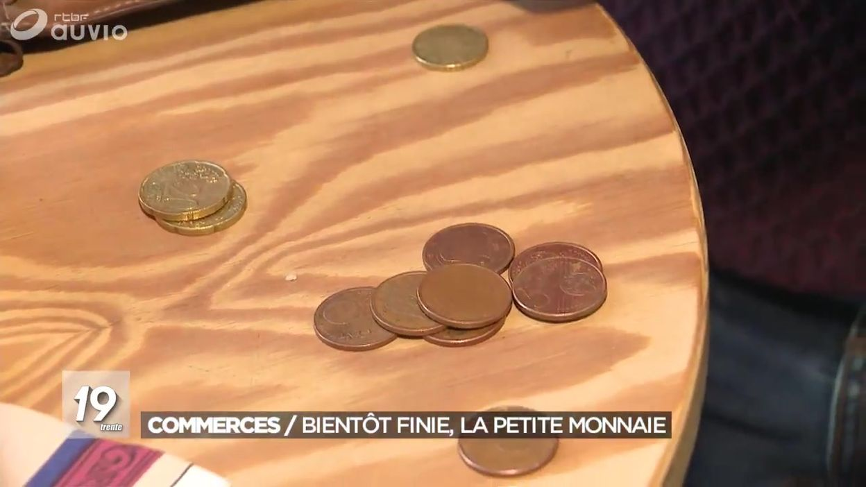 Commerces : bientôt finie la petite monnaie