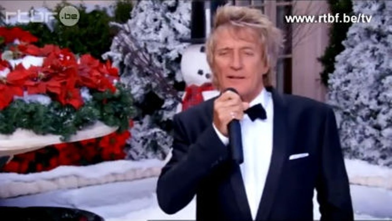 Rod Stewart: Merry Christmass, Baby
