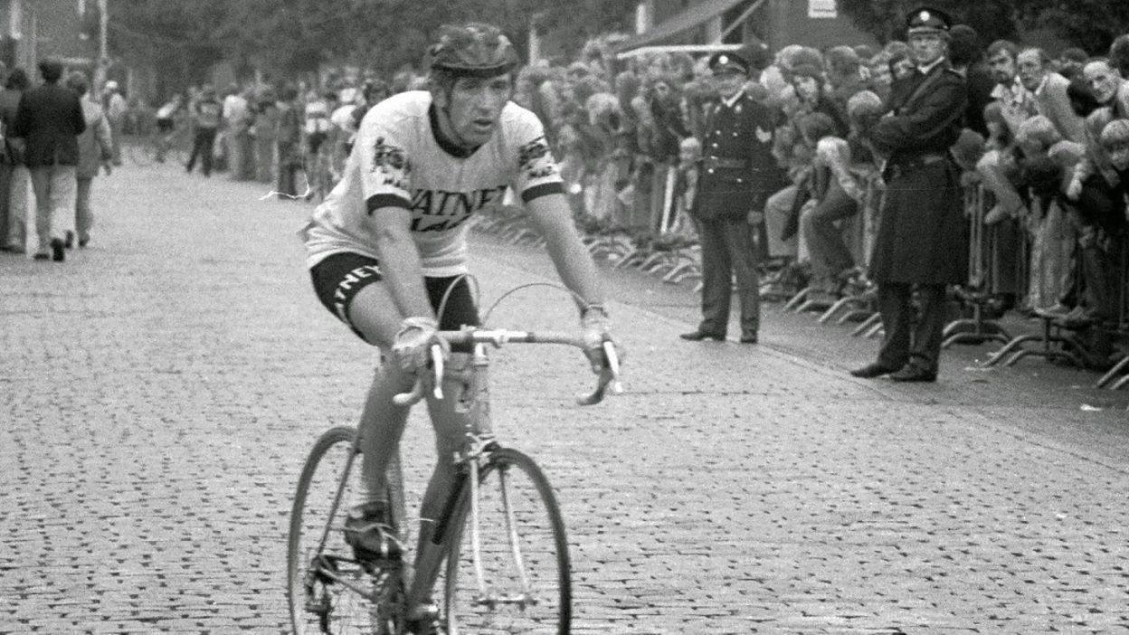 Circuit Het Nieuwsblad 1970, victoire de Frans Verbeeck