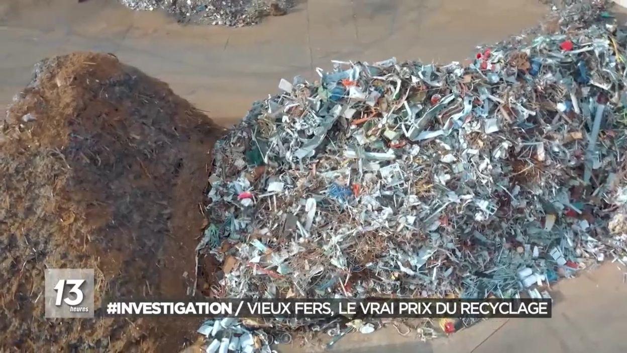 Investigation / Vieux fers, le vrai prix du recyclage