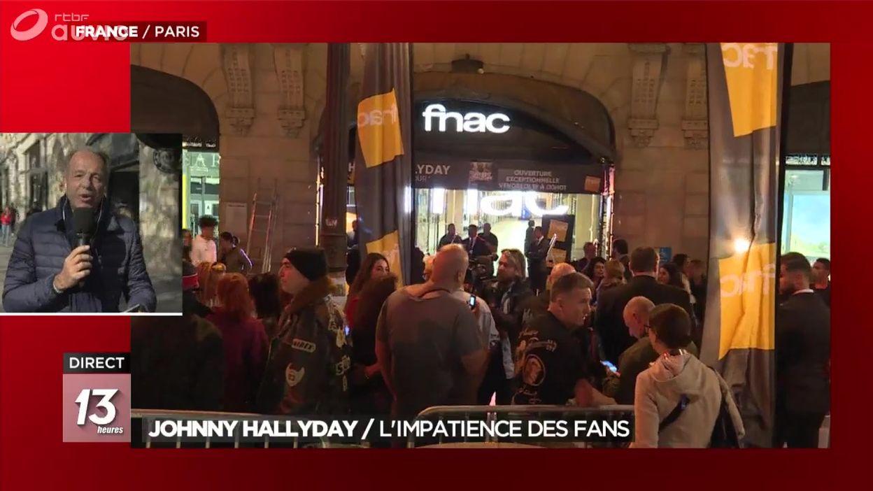 Johnny Hallyday : sortie du nouvel album posthume