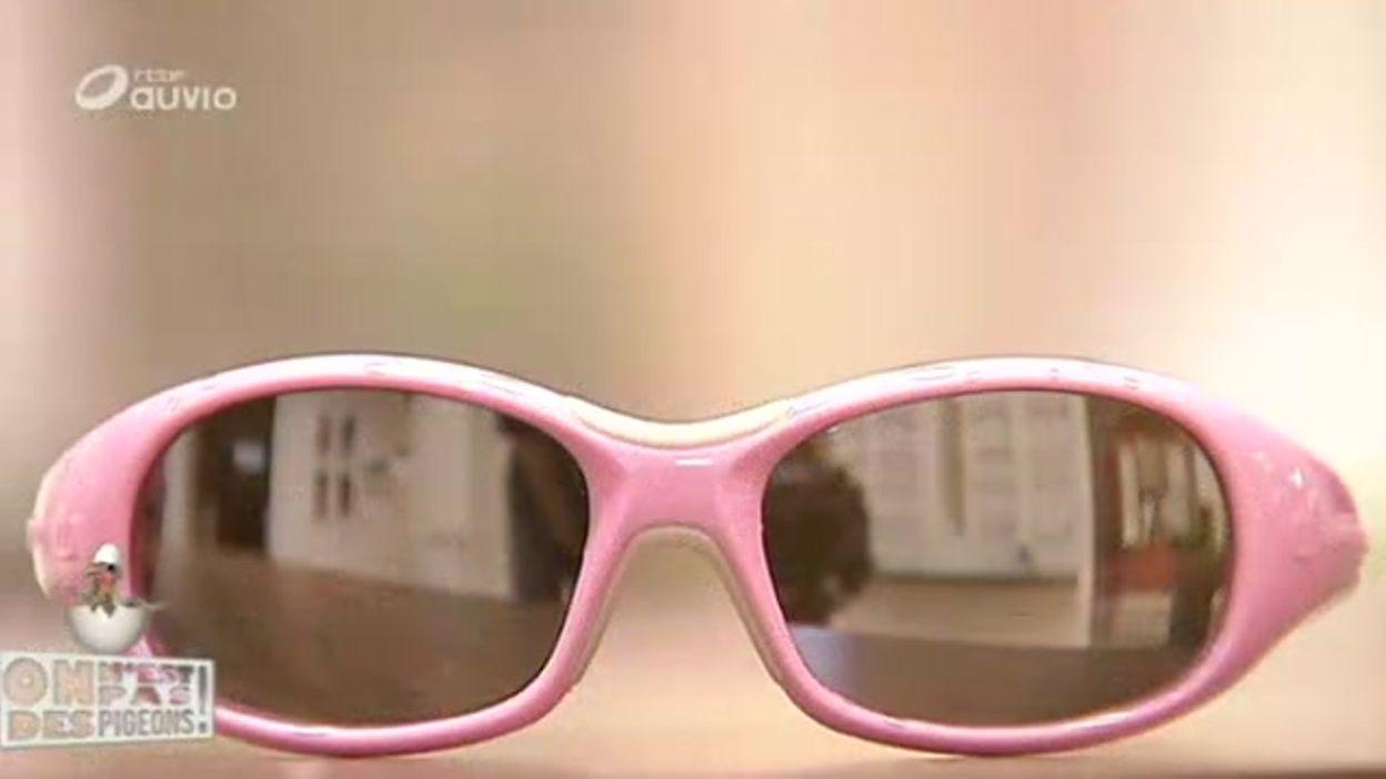 Les lunettes solaires   un accessoire indispensable pour les enfants ... 9dcacd4dc4f6