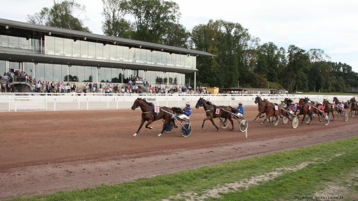 1ère réunion de juillet pour les amateurs de trot à l'Hippodrome de Wallonie