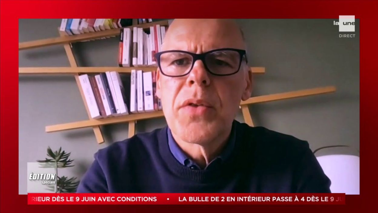 Comité de concertation du 11/05/2021: Denis Girardi, directeur artistique des Solidarités, à propos d'une reprise des festivals