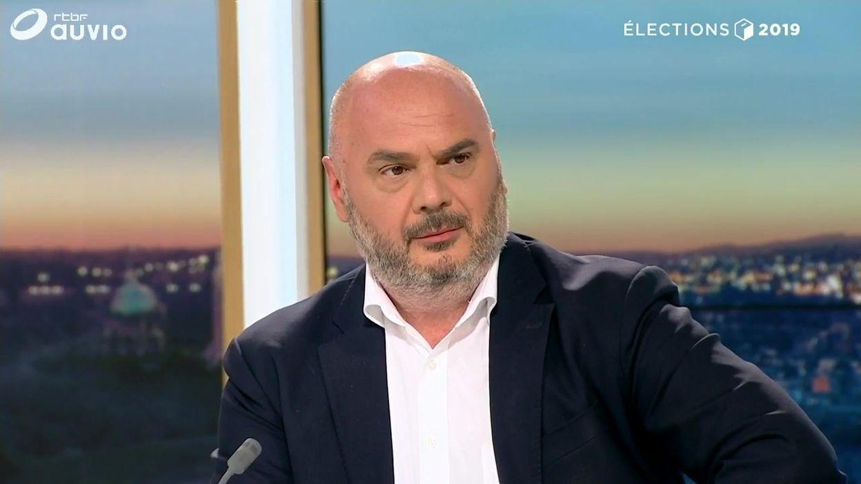 Christos Doulkeridis inquiet par la montée du Vlaams Belang