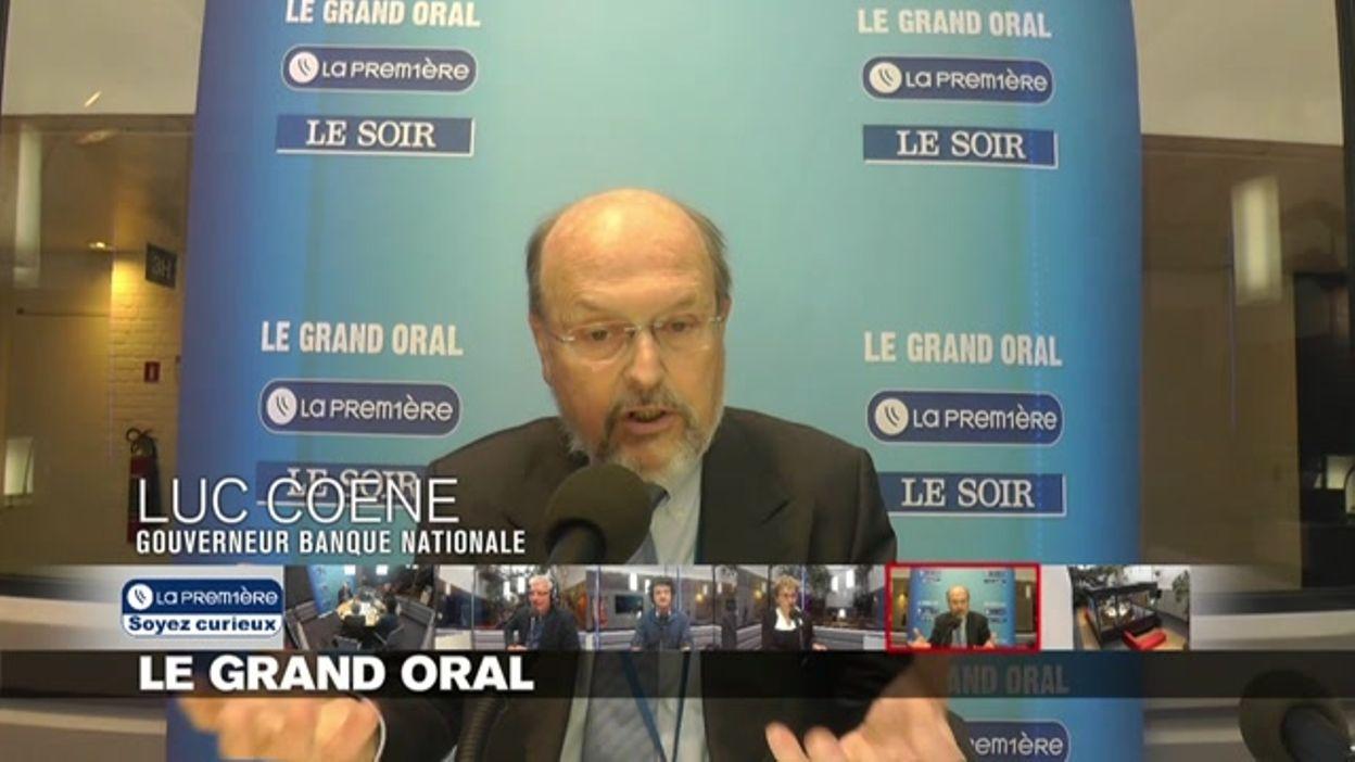 Le grand Oral - Luc Coene
