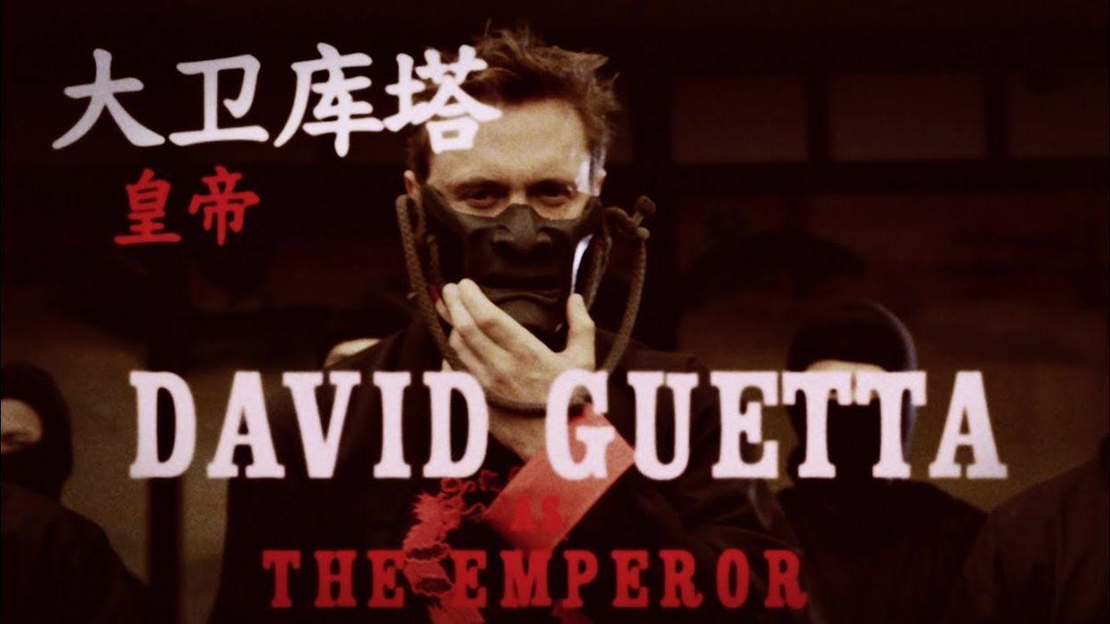 David Guetta & Sia - Flames (Official Video) - 06/04/2018