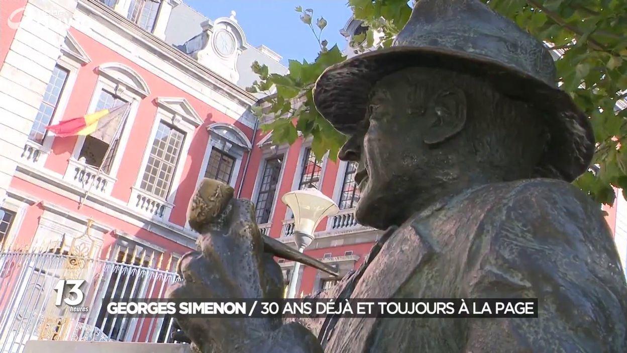 30 ans après la mort de Georges Simenon