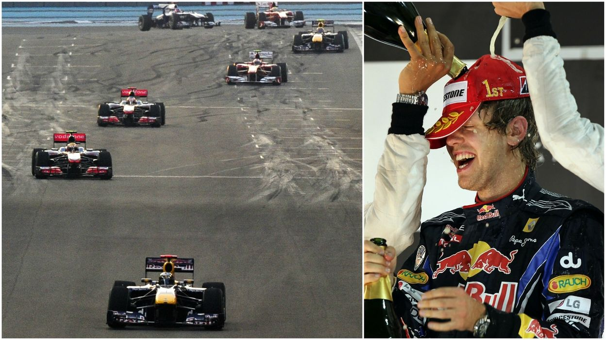 Abu Dhabi 2010 : Vettel champion au bout du suspense