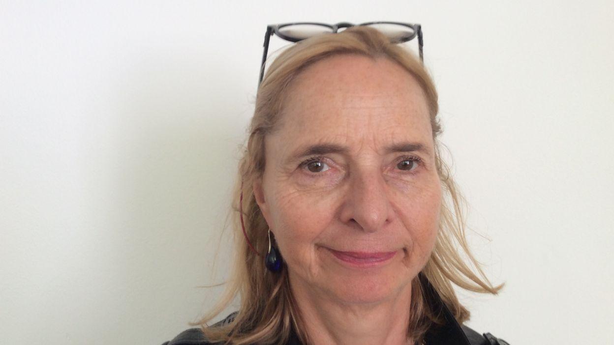 Christine Van Assche, la commissaire de l'exposition Chris Marker
