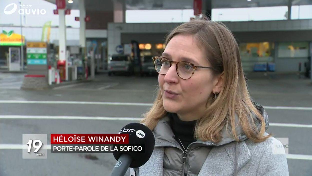 Plus d'alcool sur les aires d'autoroute en Wallonie