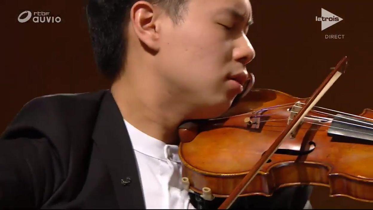 Queen Elisabeth - Timothy Chooi - Tchaikovsky, Concerto en ré majeur