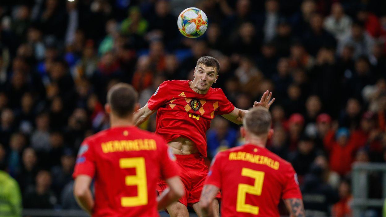 Kazakhstan - Belgique : 13 octobre 2019 (0-2)