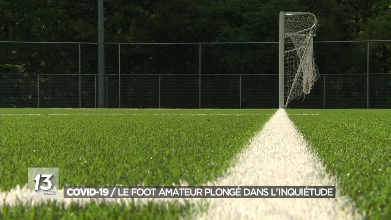 Covid-19 : le foot amateur plongé dans l'inquiétude
