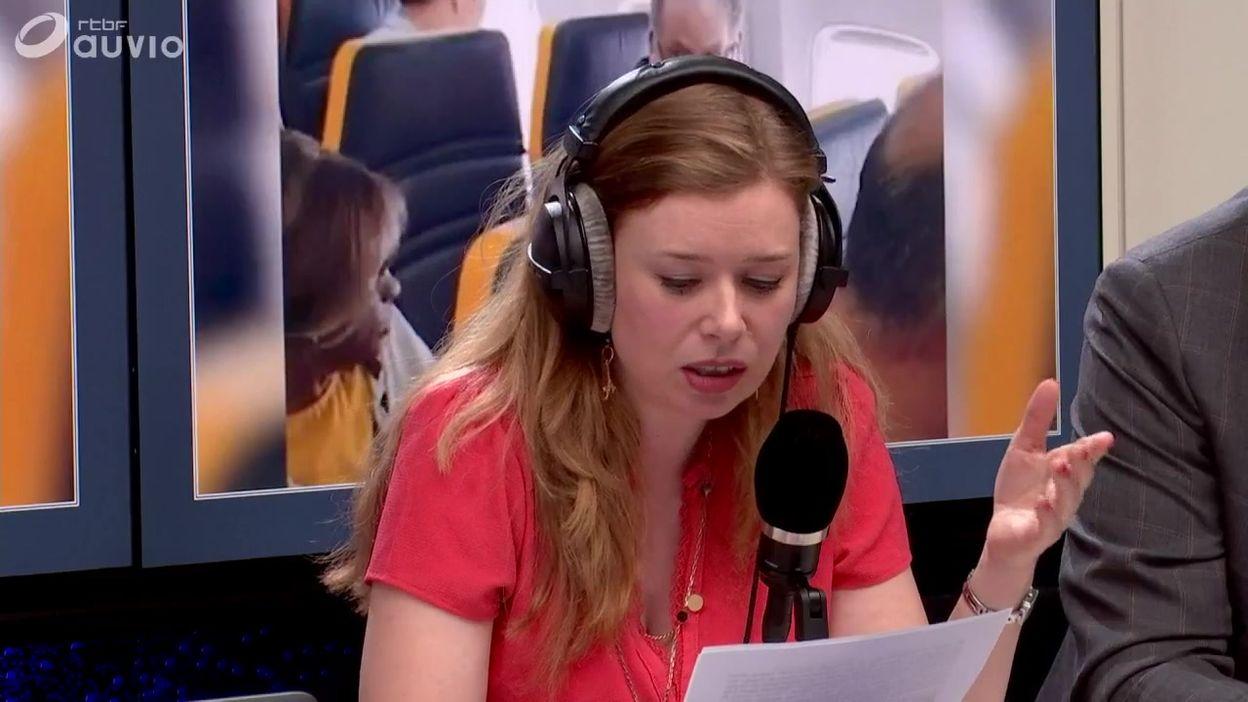 Aurore van de Winkel - la polémique autour de l'altercation raciste sur un vol Ryanair