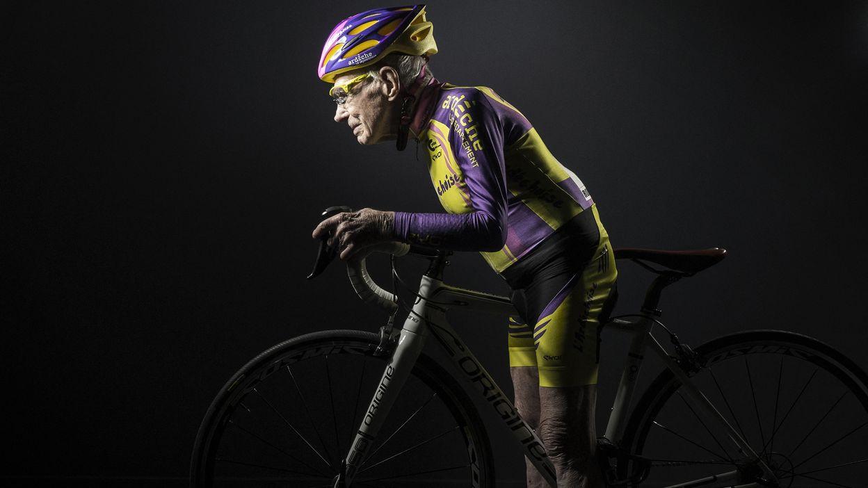 Robert Marchand, l'infatigable papy cycliste, est décédé à l'âge de 109 ans
