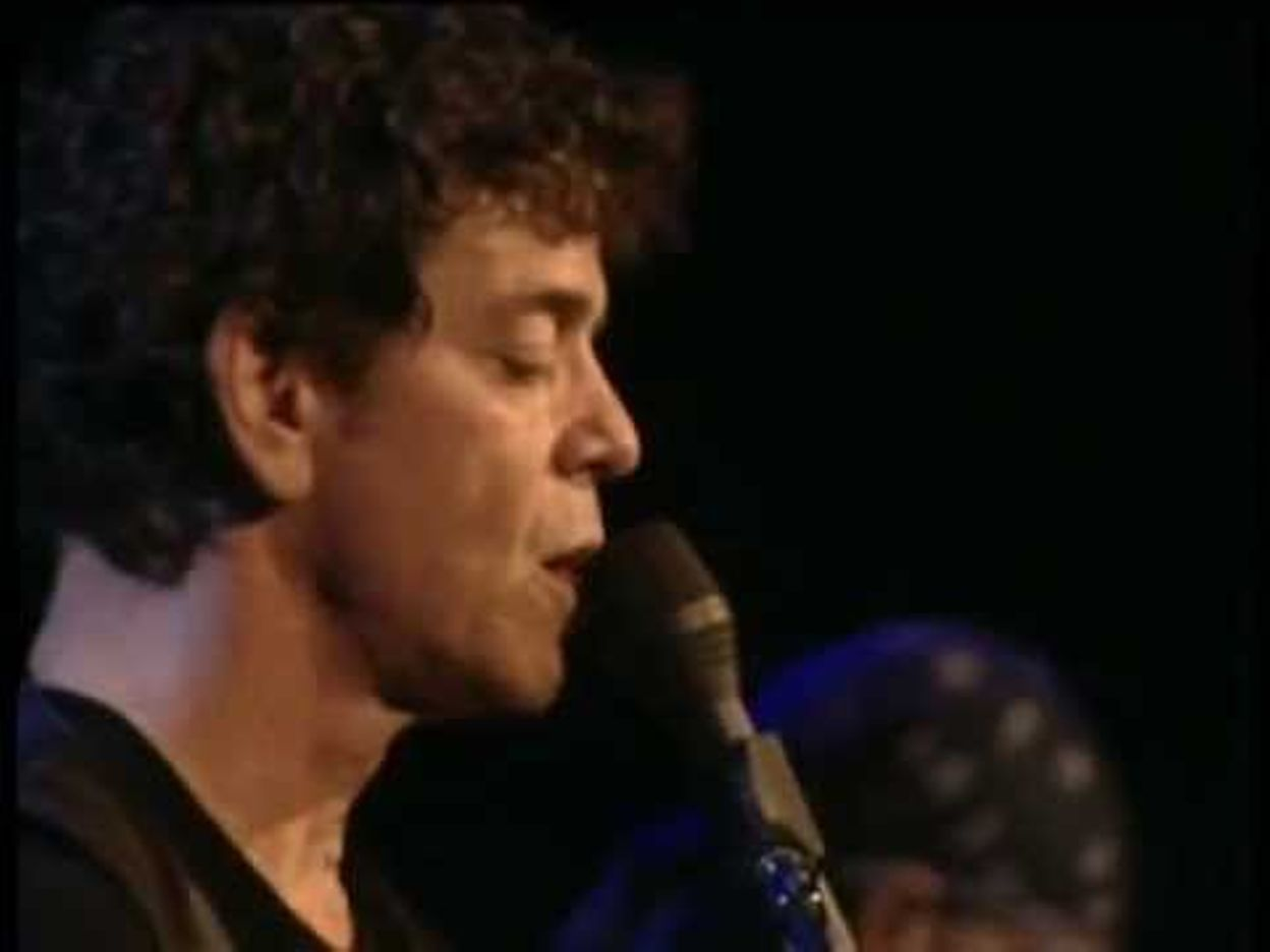 Lou Reed - Perfect Day (Live At Montreux 2000) - 27/11/2013